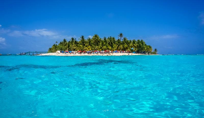 playas en colombia