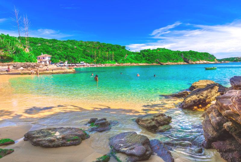 Las mejores playas de Buzios, Río de Janeiro - Hotelia